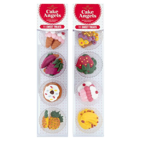 Cake Angels Sweet Treats Icing Decorations 10G - Groceries ...