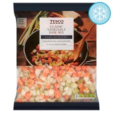 Tesco Classic Vegetable Base Mix 600G