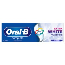 Oral-B Complete Extra White Toothpaste 75Ml