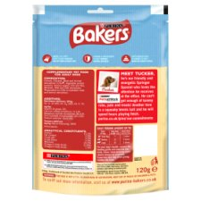 image 2 of Bakers Sizzlers Bacon 120G