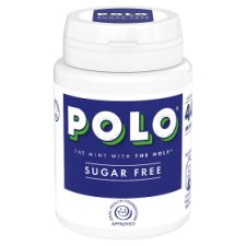 Polo Sugar Free Pot 65G
