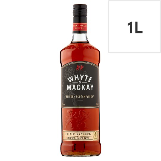 Whyte And Mackay Scotch Whisky 1L