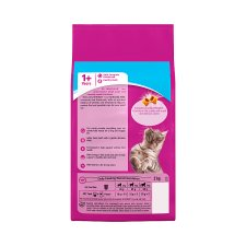 image 3 of Whiskas 1+ Tuna And Vegetable Dry Cat Food 2Kg
