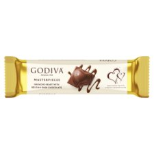 Godiva Dark Chocolate Ganache Heart Bar 30G
