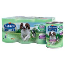 Butchers Simply Gentle Tinned Dog Food 6 X390g