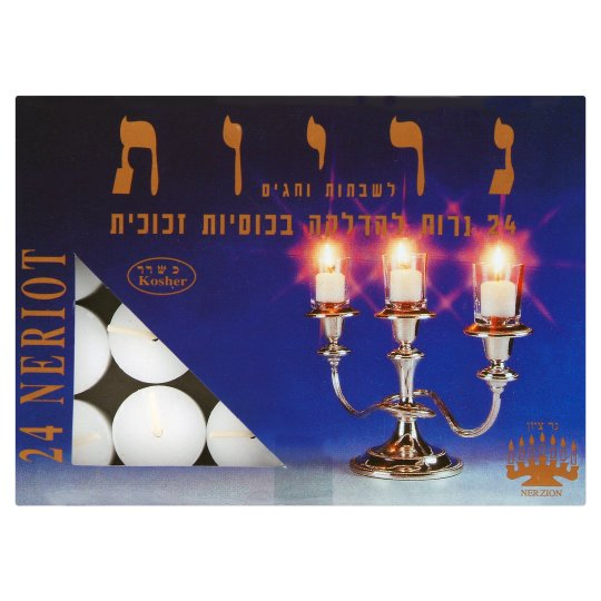 Neriot 24 Refill Candles