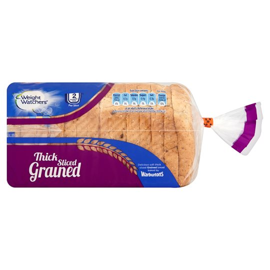 Weight Watchers Thick Grained Loaf 400G