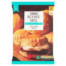 Tesco Scone Mix 320G