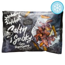 Oumph! Salty And Smoky Plant Protein 280G