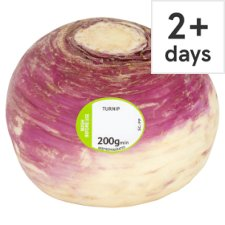 Tesco Turnips Each