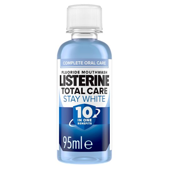 Listerine Stay White Mouthwash 95Ml