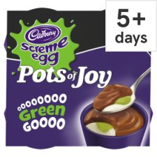 Cadbury Limited Edition Pots Of Joy 4 X 70G