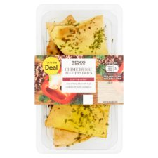 Tesco Chimichurri Beef Pastries 70G