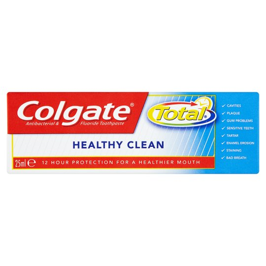 image 1 of Colgate Total Healthy Clean Toothpaste 25Ml