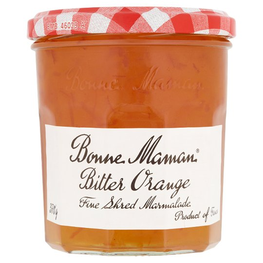 Bonne Maman Orange Fine Shred Marmalade 370G