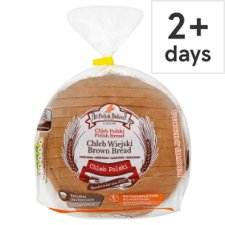 The Polish Bakery Brown Bread 400G