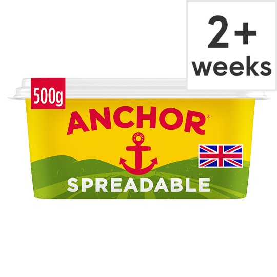 Anchor Salted Spreadable 500G