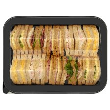 Tesco Easy Entertaining 20 Classic Sandwich Platter