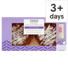 Tesco 2 Chocolate Choux Buns
