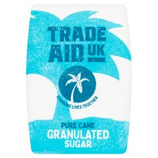 Trade Aid Uk Granulated Sugar 500G