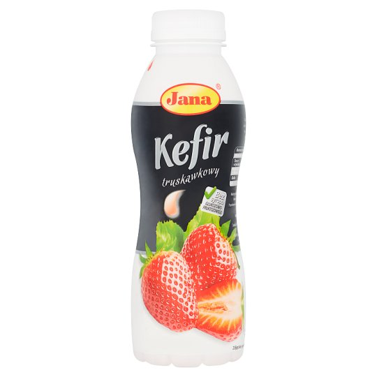 Jana Kefir Strawberry 375G