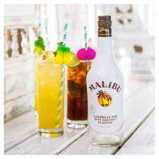 image 3 of Malibu White Rum With Coconut 35Cl