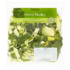 Tesco Green Medley 80G