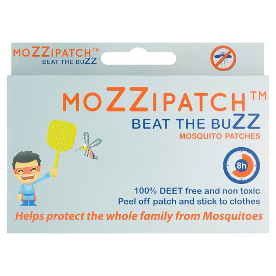 Mozzipatch Mosquito Patch 12 Patch Packet