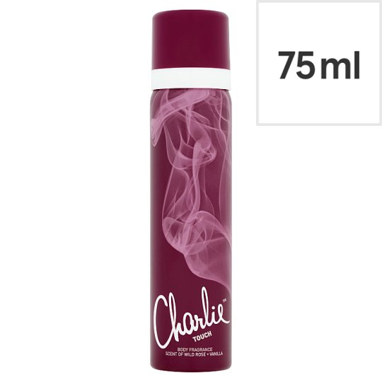 Charlie Bodyspray Touch 75Ml