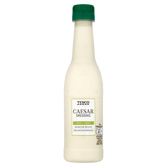 Tesco Caesar Dressing 250Ml