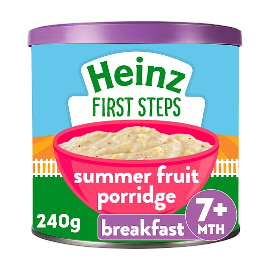 Heinz Cereal Summer Fruit Multigrain 240G