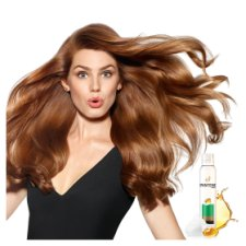 image 2 of Pantene Pro-V Smooth And Sleek Conditioner 180Ml