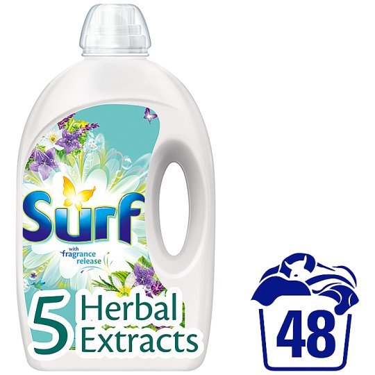 Surf 5 Herbal Extracts 48 Wash 1.68L