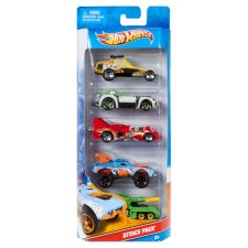 Hot Wheels Die Cast 5 Pack Asst.