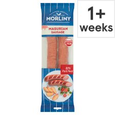 Morliny Masurian Sausage 520G