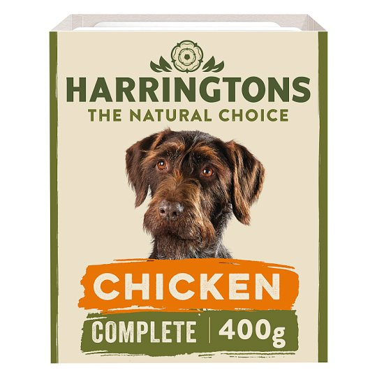 Harringtons Grain Free Chicken And Vegetable Adult Dog 400G