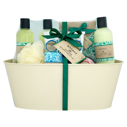 Botany Relaxing Time Gift Set - Groceries - Tesco Groceries