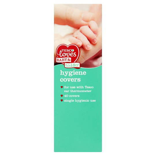 Tesco Loves Baby Ear Thermometer Hygiene Cover