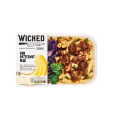 Wicked Kitchen Bbq Butternut Mac 385G