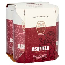Ashfield Original Bitter 4X440ml