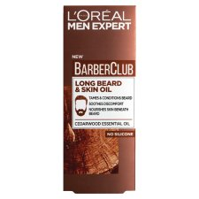 L'oreal Expert Barberclub Beard Oil 30Ml