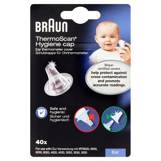 Braun Lf40 Thermoscan Lens Filters X40
