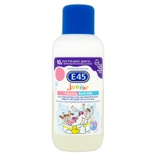 E45 Junior Foaming Bath Milk 500Ml