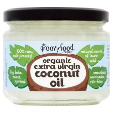 Groovy Virgin Coconut Oil 283Ml