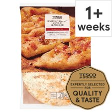 Tesco Sunblush Tomato And Garlic Flatbread 235 G