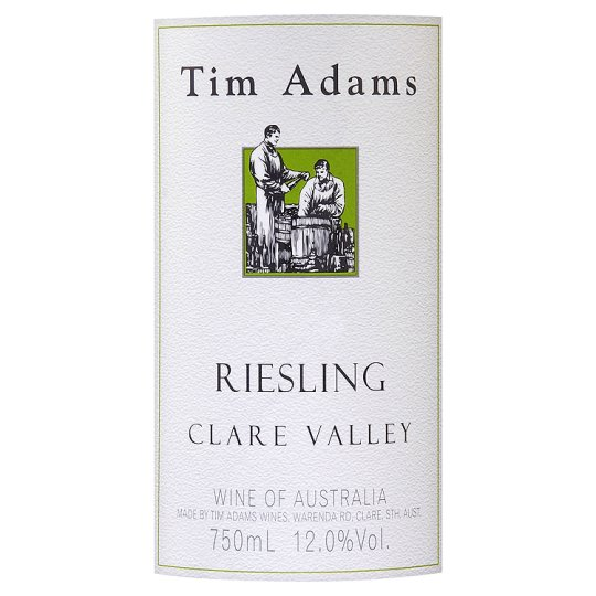 Tim Adams Clare Valley Riesling 75Cl