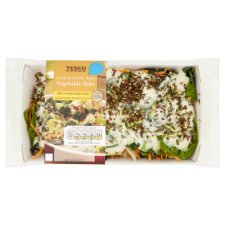 Tesco Leek And Cavolo Nero Vegetable Bake 455G