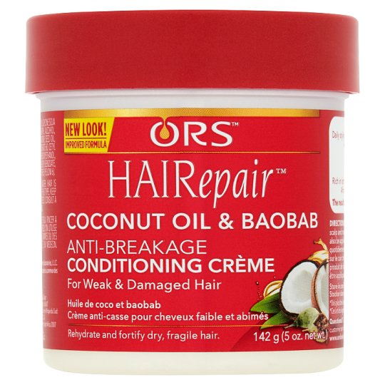 Ors Hairepair Anti Breakage Strength Creme 142G