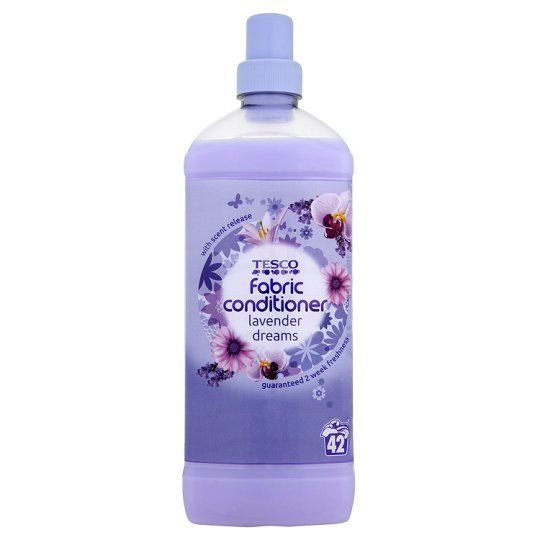 Tesco Fabric Conditioner Lavender Dreams 1.5L