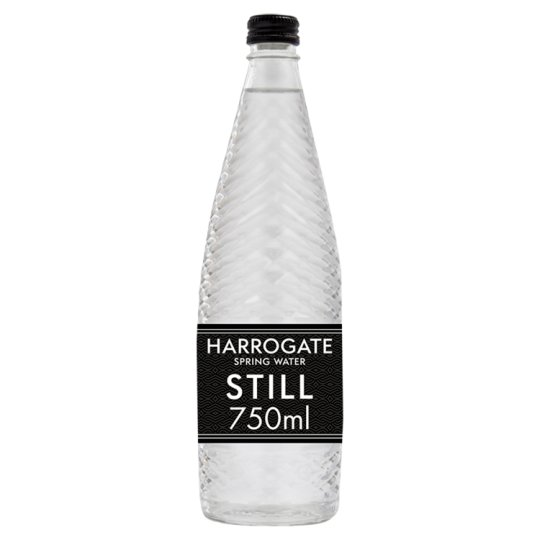 Harrogate Still Spring Water 750Ml